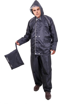 Lotus Stylish Zest Reversible Solid Men's Raincoat