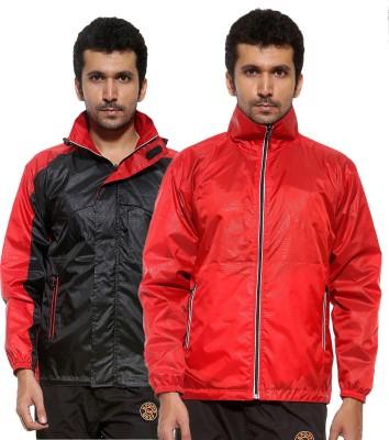 Sports 52 Wear SW2495 Solid Men's Raincoat