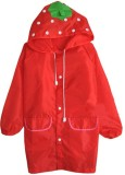 Kuhu Creations Solid Boys Raincoat