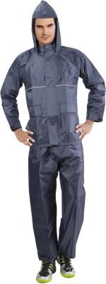 Lotus Stylish Delight Solid Men's Raincoat