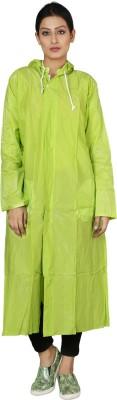 Finery Solid Womens Raincoat