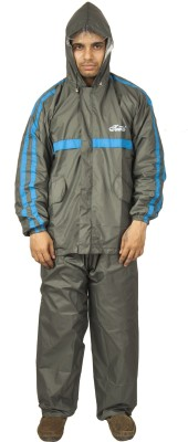 Newera French Reverseable Better Then Naked Solid Men,s Raincoat