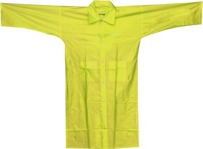 zasmina Solid Men's Raincoat
