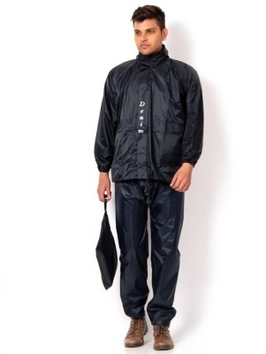 JORSS Solid Men's Raincoat