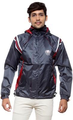 Sports 52 Wear S52w1295 Solid Men's Raincoat