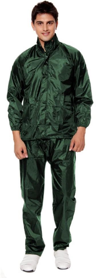 BVM Solid Mens Raincoat