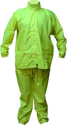 Safies Solid Mens Raincoat