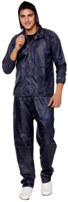 CIVIL OUTFITTERS Solid Mens Raincoat