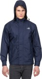 T- Base Navy Reversible Rainwear Jacket ...