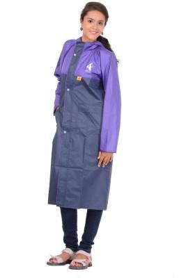 Allwin Solid Girl's Raincoat
