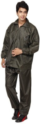 SUPER Solid Mens Raincoat