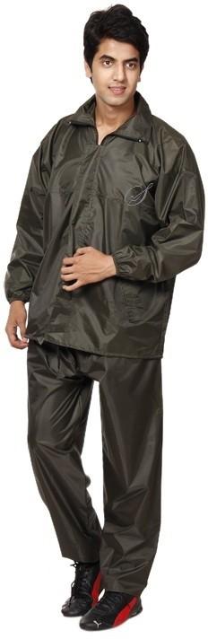 SUPER Solid Mens Raincoat
