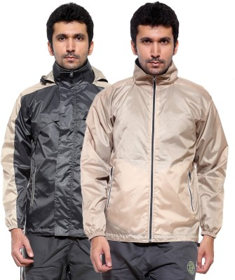 Sports 52 Wear SW2495 Solid Men's Raincoat