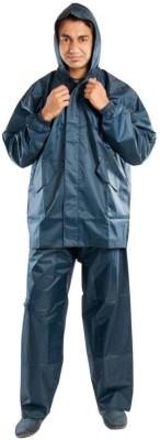 Autosky Solid Men's Raincoat