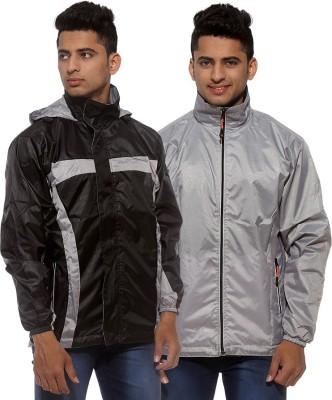Sports 52 Wear Solid Men's Raincoat