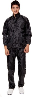 Weird Solid Men's Raincoat