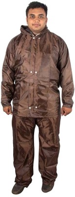 Allwinji Solid Men's Raincoat