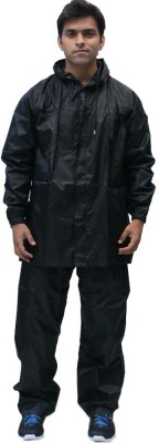 Paul London Solid Mens Raincoat