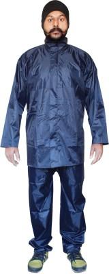 Silver Swan Solid Men's Raincoat