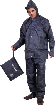 Lotus Stylish Alexander Reversible Solid Men's Raincoat