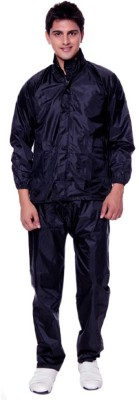 BVM Solid Mens Raincoat