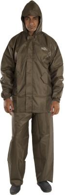 Newera Solid Men,s Raincoat