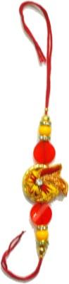Sajawat Design Bhaiya Bhabhi Rakhi(Multicolour, Rakhi, Lumba)