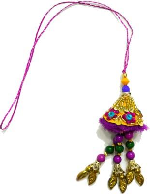Sajawat Design Designer Rakhi(Multicolour, Lumba)