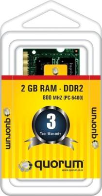 Quorum-800MHZ-DDR2-2-GB-(1-x-2-GB)-Laptop,-PC-DDR2-(Lapee-800)