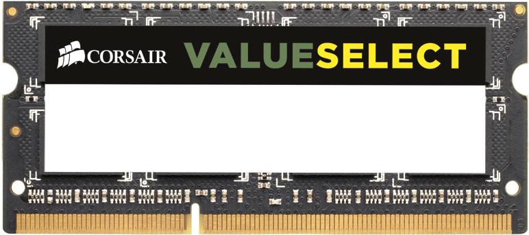 Corsair DDR3 8 GB (Single Channel) Laptop DRAM (CMSO8GX3M1A1600C11)