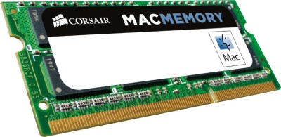 Corsair Apple Mac Series DDR3 4 GB Laptop (CMSA4GX3M1A1333C9)