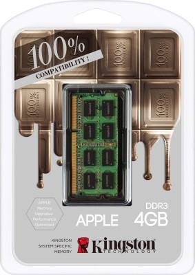 Kingston Branded FR Package DDR3 4 GB Laptop (KTA-MB1600S/4G)