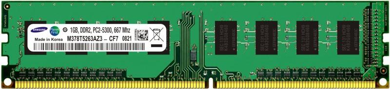 SAMSUNG Original DDR2 1 GB PC (S20201504-5)