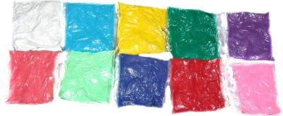 Gathbandhan Pack of 10 Rangoli Powder