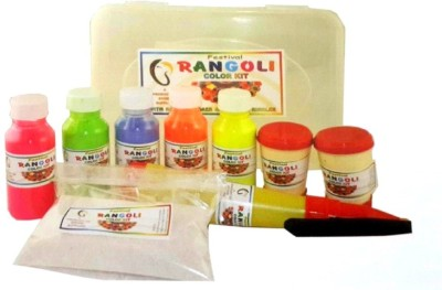 Ratna Pack of 1 Rangoli Powder