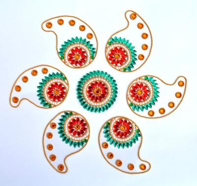 Nandini Selfie decorative MMRS 027 Rangoli Stencil