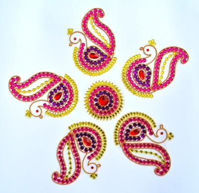 Nandini Selfie Decorative MMRS 016 Rangoli Stencil