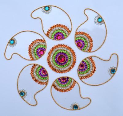 Nandini Selfie Decorative MMRS 020 Rangoli Stencil