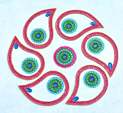 Nandini Selfie Decorative MMRS 019 Rangoli Stencil