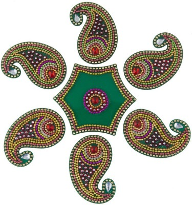Sukkhi Rg1051d1100 Rangoli Stencil