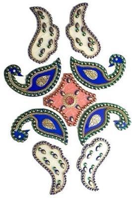 Kailash Creations 1 Rangoli Stencil