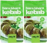 Vegit Hara Bhara kabab (Pack of 2) 120 g