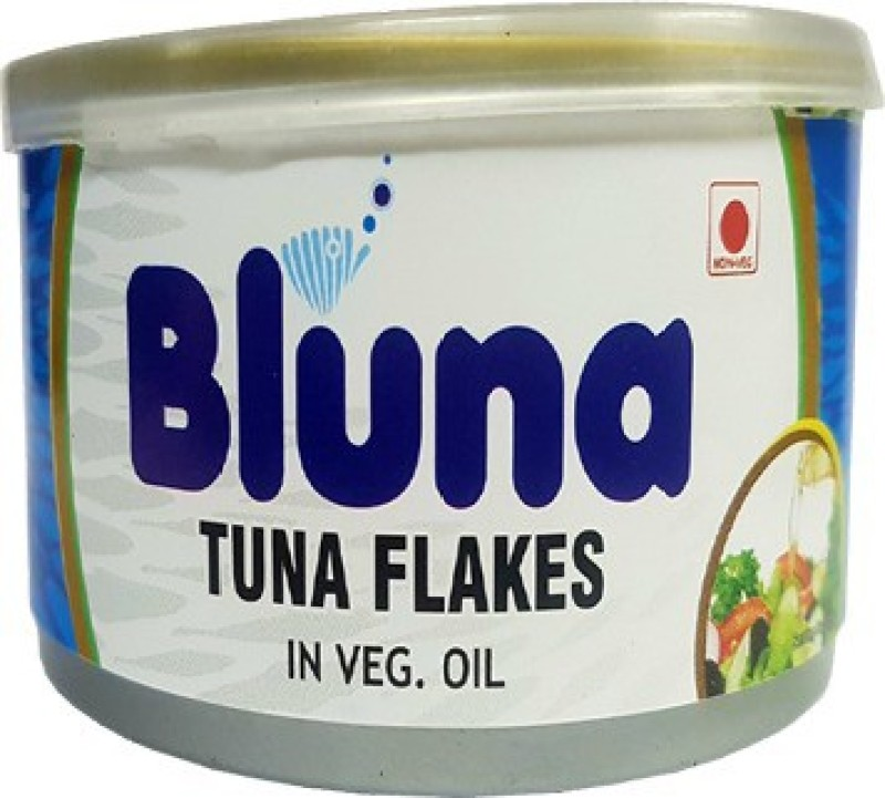 Bluna Tuna in Vegetable Oil 180 g