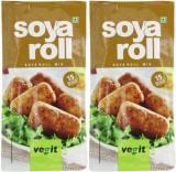 Vegit Soya Roll (Pack of 2) 120 g