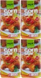 Vegit Mixed Vegetable Corn Star Cutlet (...