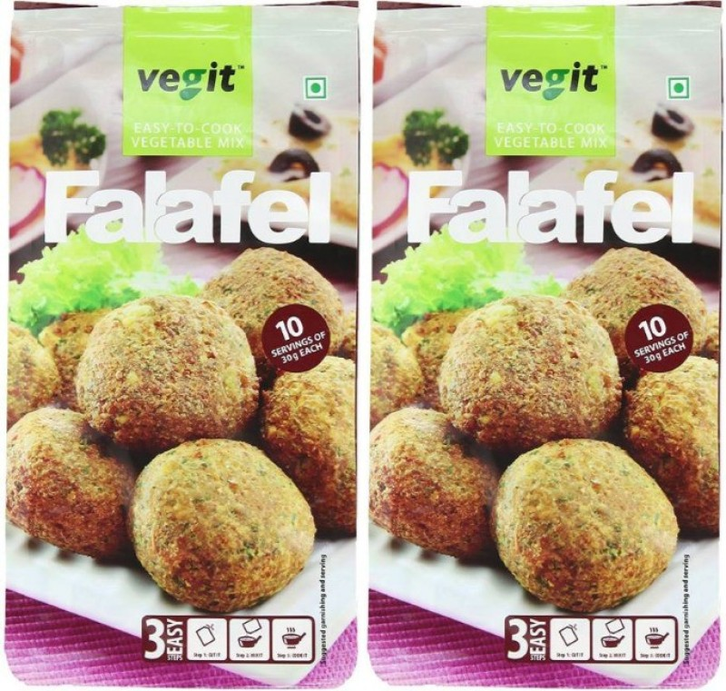 Vegit Falafel (Pack of 2) 150 g