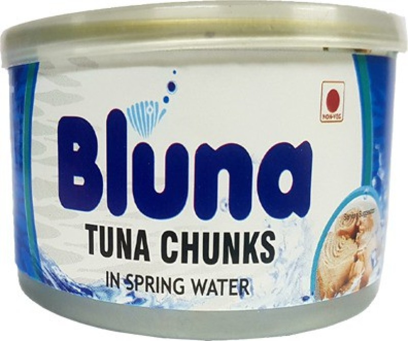 Bluna Tuna in Spring Water 180 g