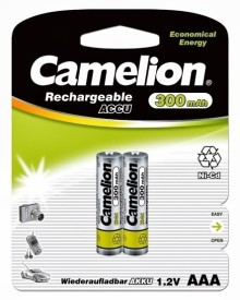Camelion NC-AAA300BP2 Rechargeable Battery