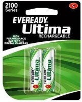 Eveready 2100mAh - Pack of 2