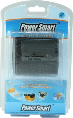 Power Smart 1100mah For Panasonic Cgr-D08s/Cgr-D120 Rechargeable Li-ion Battery